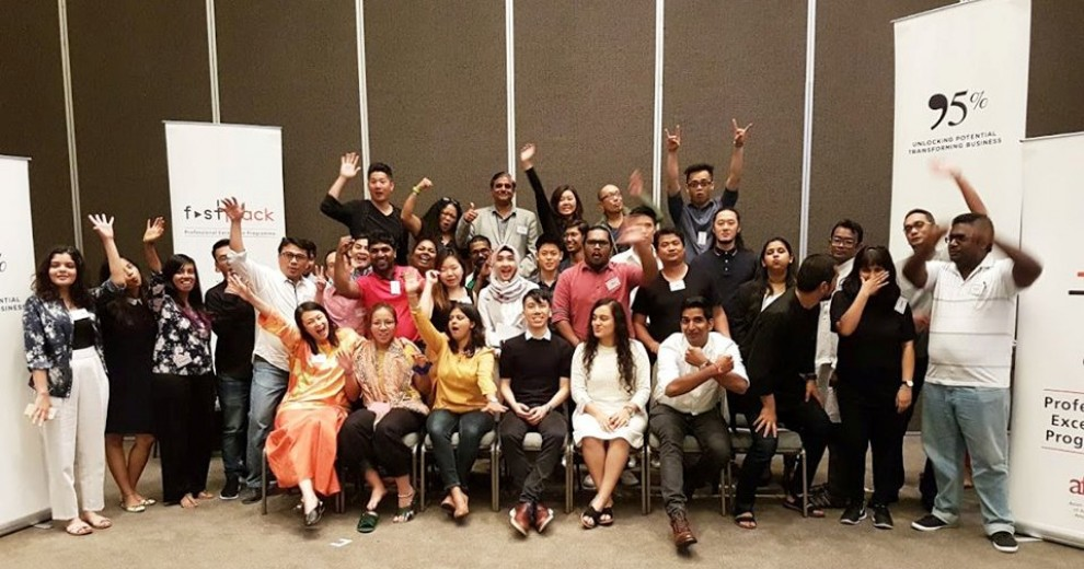 Leo Burnett's Young Professionals attend AFAA's Fast Track Programme