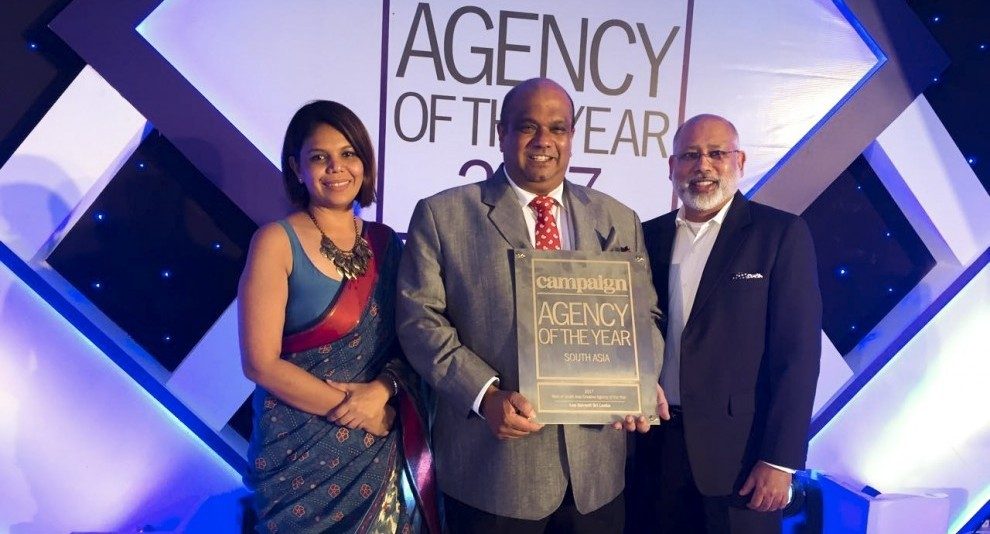Leo Burnett the most celebrated agency from the Rest of South Asia at Campaign Asia Agency of the Year since its inception