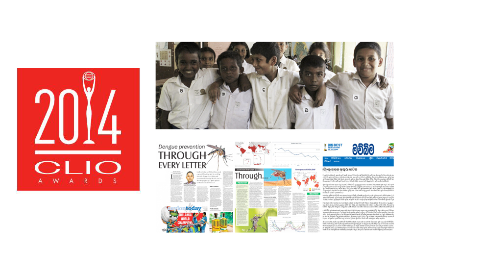 Leo Burnett brings glory to Sri Lanka with two wins at the CLIO Awards