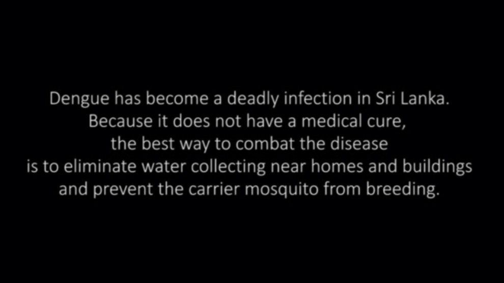 Mobitel Educates the Public on Dengue Prevention