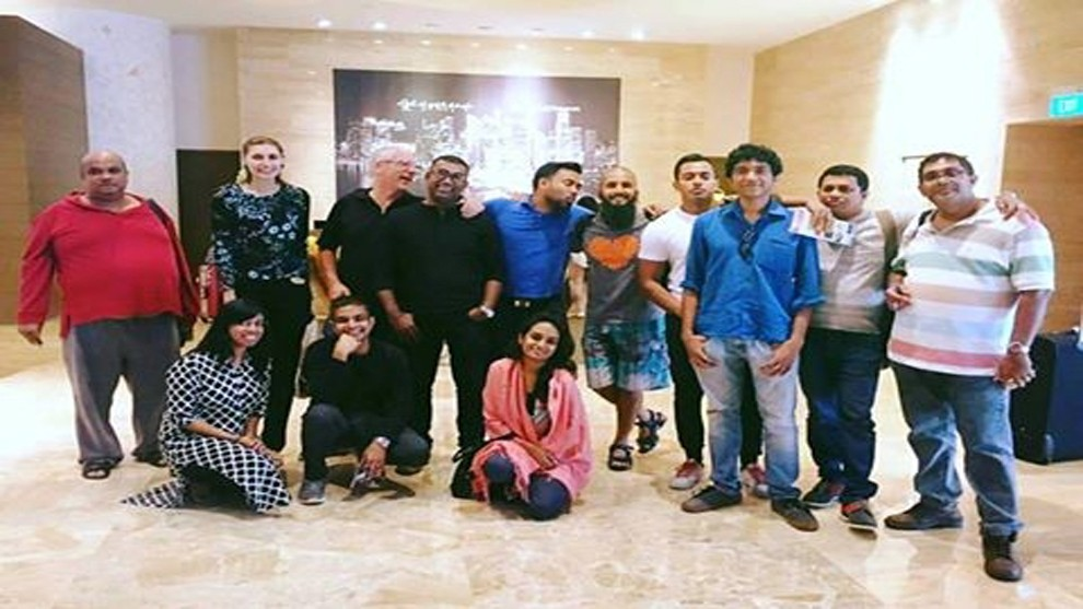 A contingent from Leo Burnett Sri Lanka was at Spikes Asia Festival of Creativity in Singapore