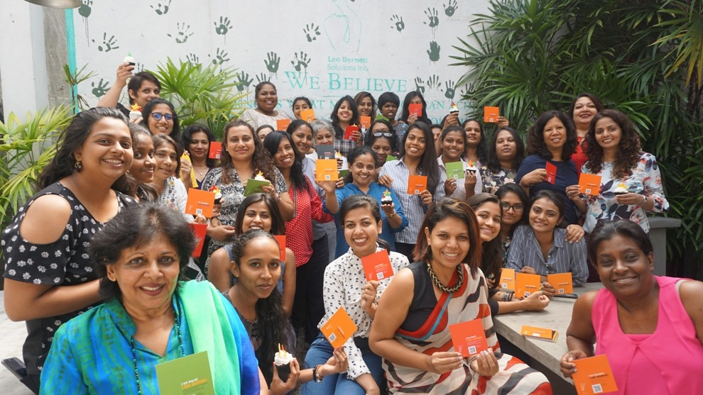 Leo Burnett Celebrates Women's Day
