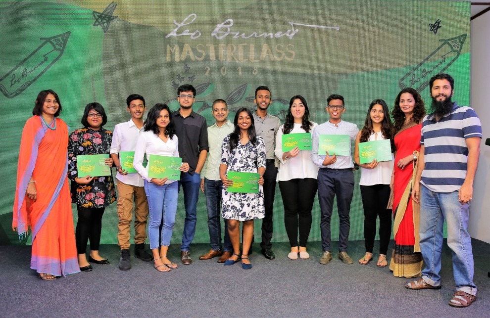 Leo Burnett successfully completes its 6th Masterclass programme