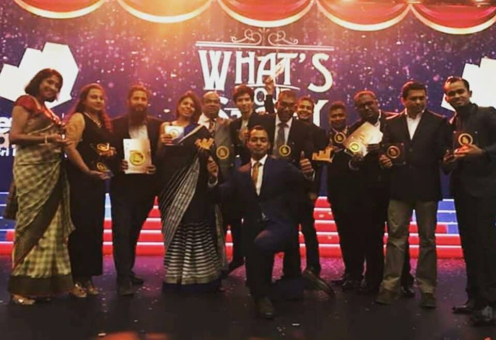 Leo Burnett Sri Lanka named 'Agency of the Year' at the Effie Awards